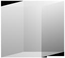 3D Kristall Rechteck R130