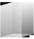 3D Kristall Rechteck R200